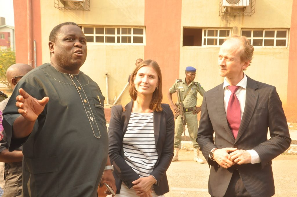 swedish ambassador to nigeria